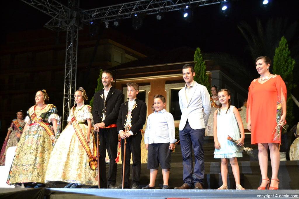 Dia de l'Faller - Càrrecs falla Diana 2015 i 2016
