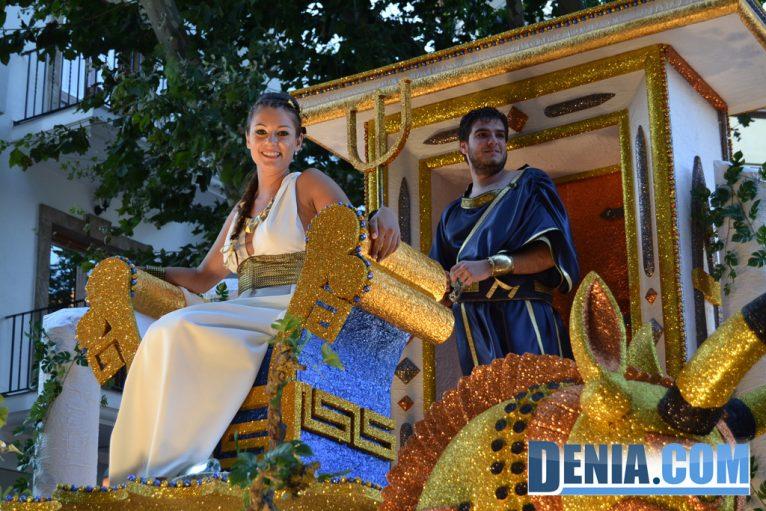 Carrosses de Dénia 2013 - Falla Diana