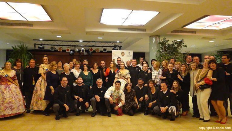 Sopar de Gala 2016 - Falla Centre amb Kiko Vaig sentir