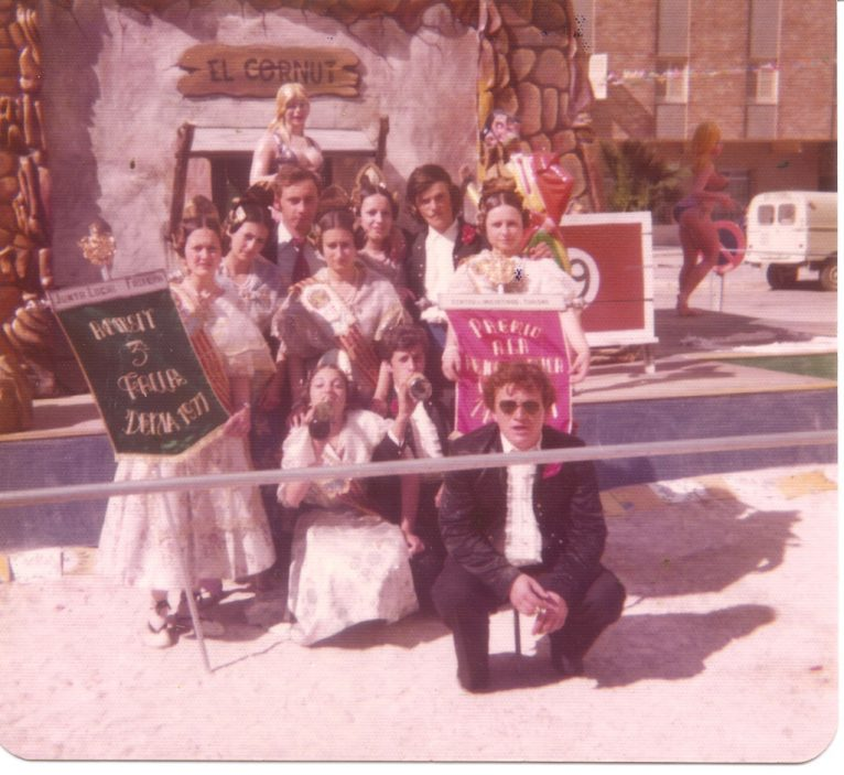 Falla Diana 1987