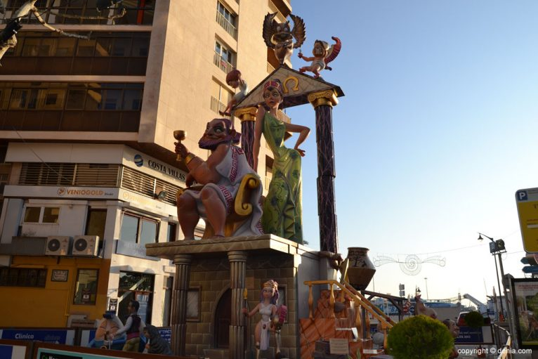 Falla Port Rotes 2015