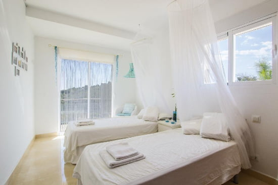 Habitació doble Casa Nova Quality Rent
