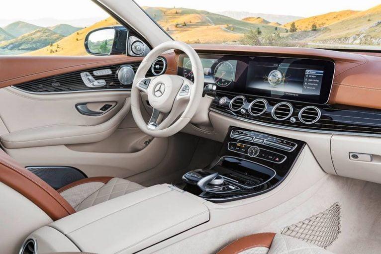 Interior Mercedes