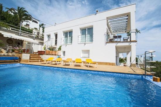 Villa Casa Nova piscina