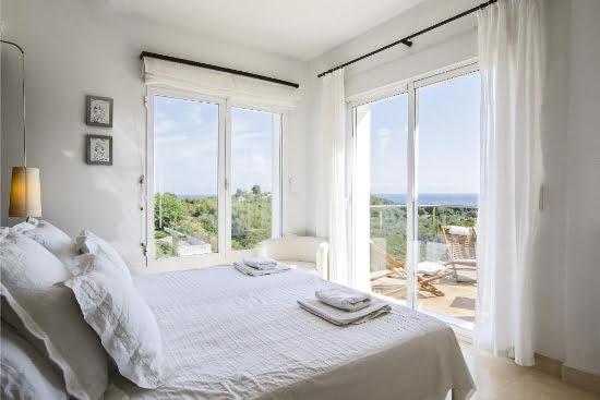Vistes des del dormitori Casa Nova de Quality Rent