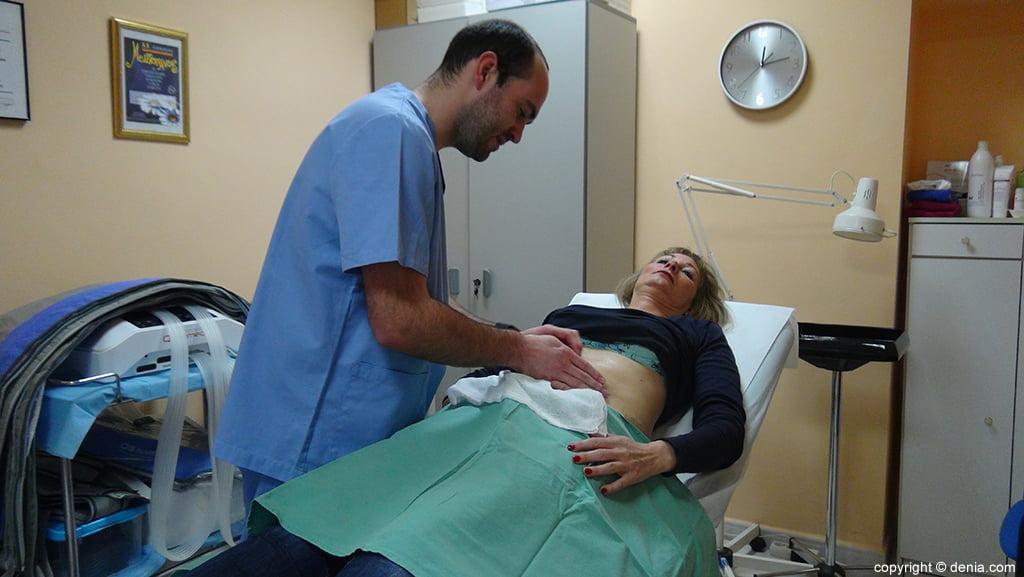 Clínica Mèdica Montgó massatge