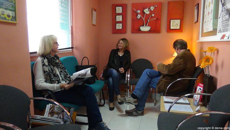 Clínica Mèdica Montgó sala d'espera