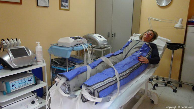Clínica Mèdica Va muntar tractaments