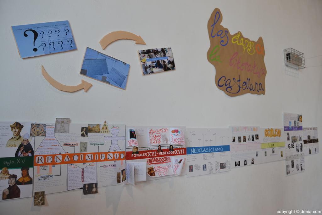 Colegio Alfa y Omega - Proyecto literatura