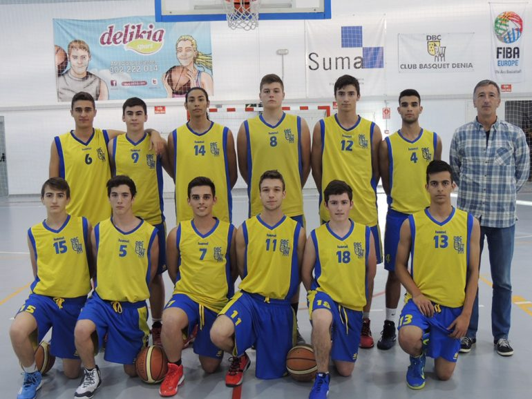 Dénia Basketball Junior Male