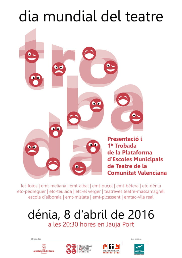 World Theater Day 2016 Dénia