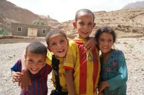 Ni os marroqu es d - Casas marroquies ...