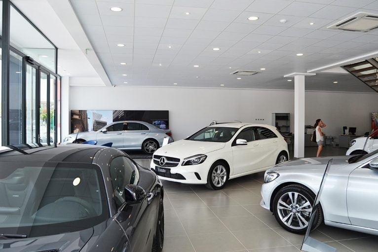 Vehículos Mercedes Visauto