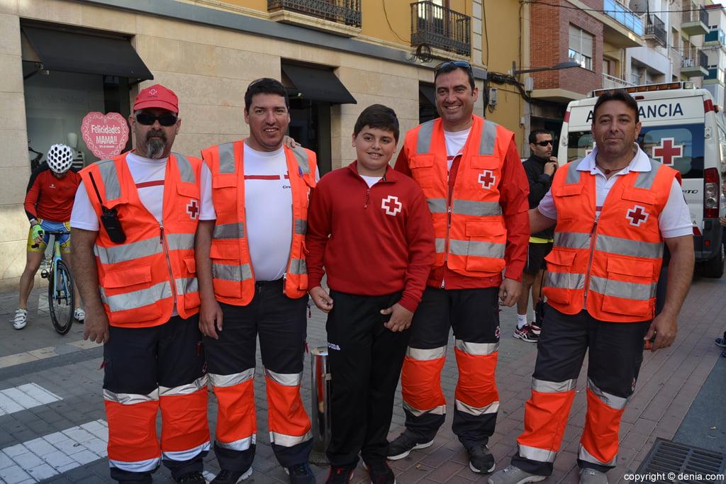 007 - 3ª Solidarity March in Favor of the EEC Raquel Payà - Red Cross