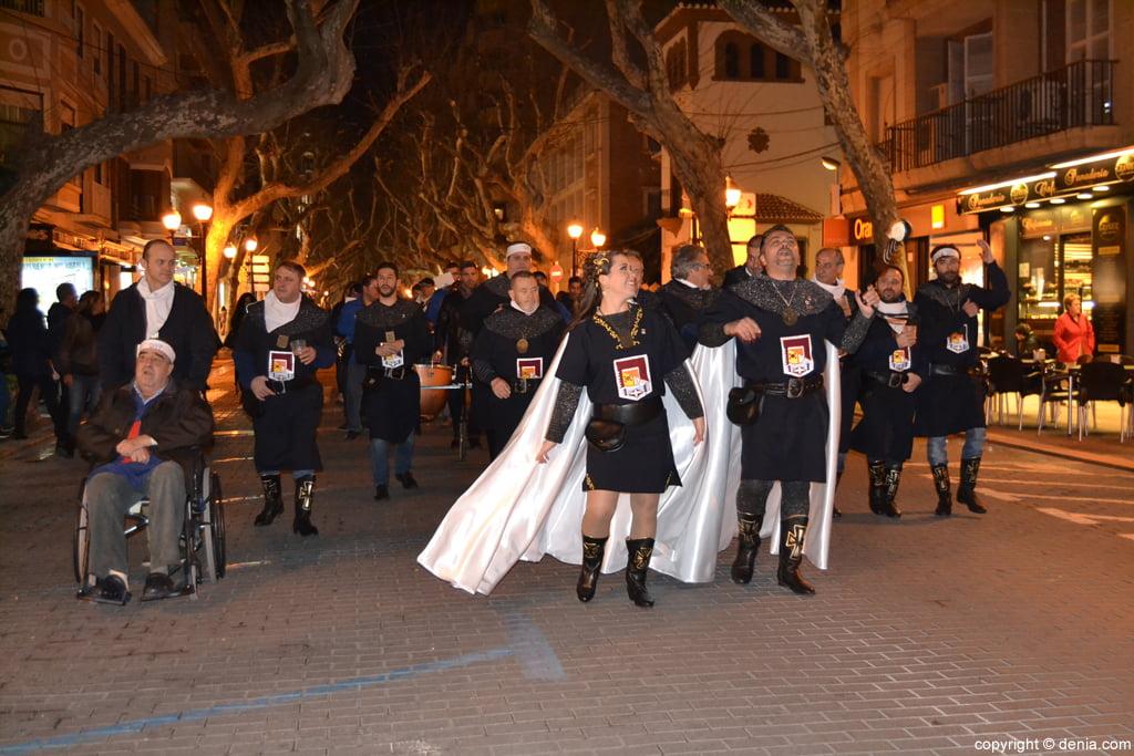 Mig Any Moros y Cristianos 2016 – Entraeta de la recepción de las capitanías