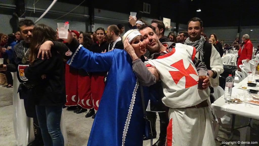 Mig Any Moros y Cristianos 2016 – Recepción de las capitanías