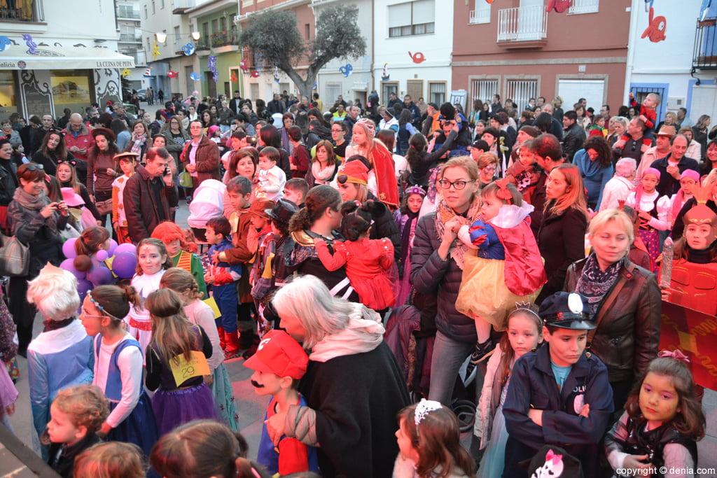 Carnaval infantil Dénia 2016 – Público