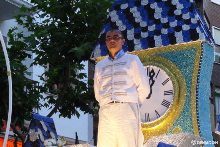 Carrozas Dénia 2015 - Presidente Les Roques