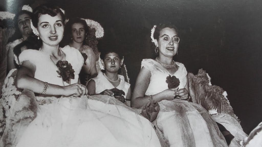 Carroza falla Oeste – Año 1955