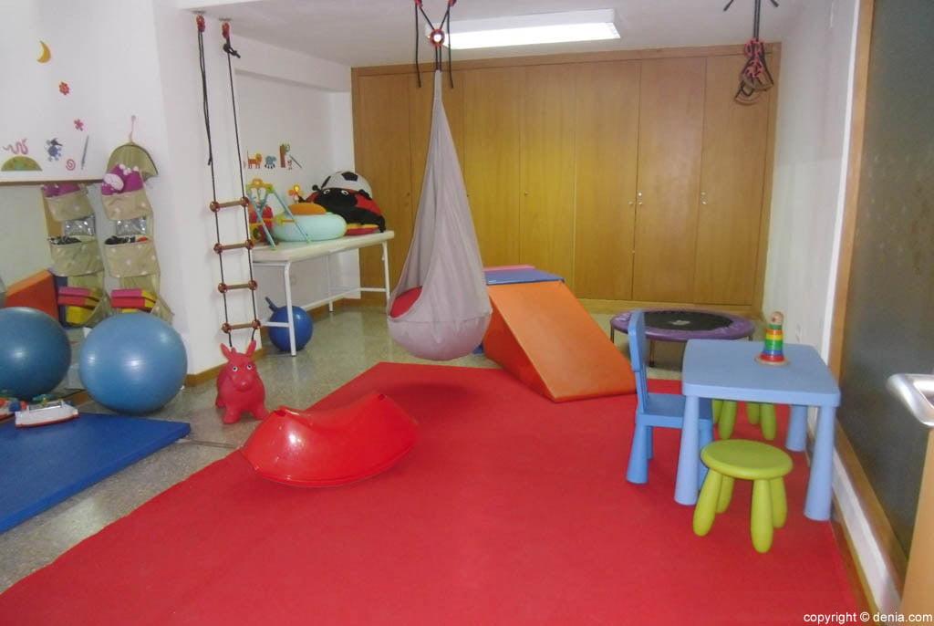 Centro de Desarrollo Infantil y Atención Temprana Marina Alta