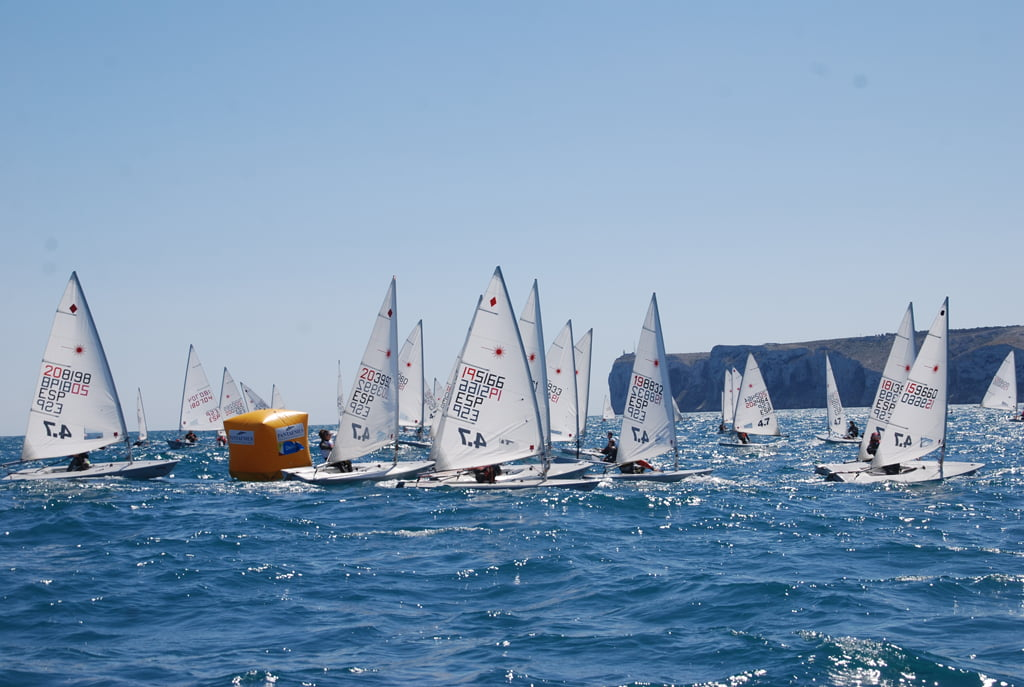 Dénia Vela 2016 - Moments of competition