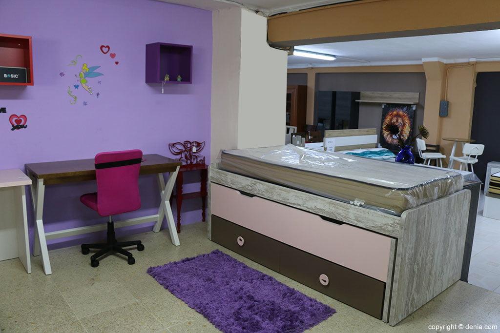 Dormitori infantil Mobles Mencor