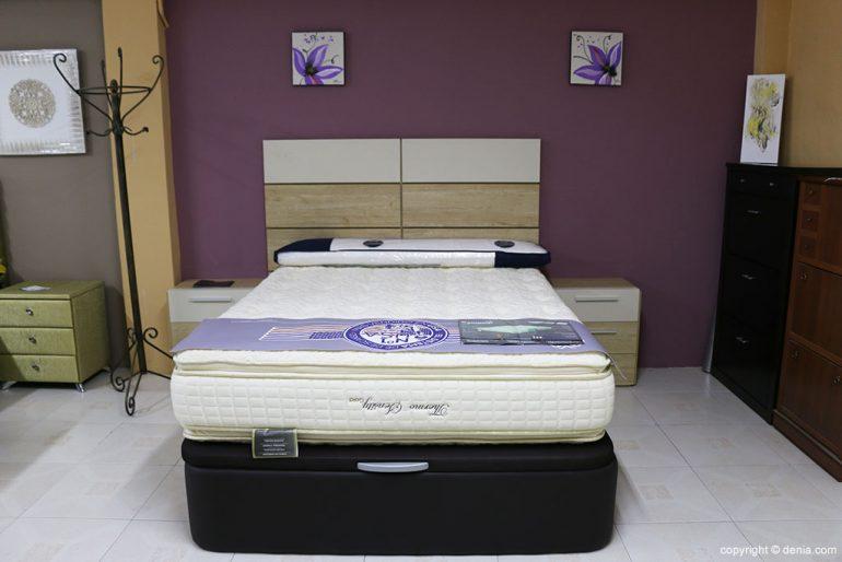 Dormitorio madera Muebles Mencor