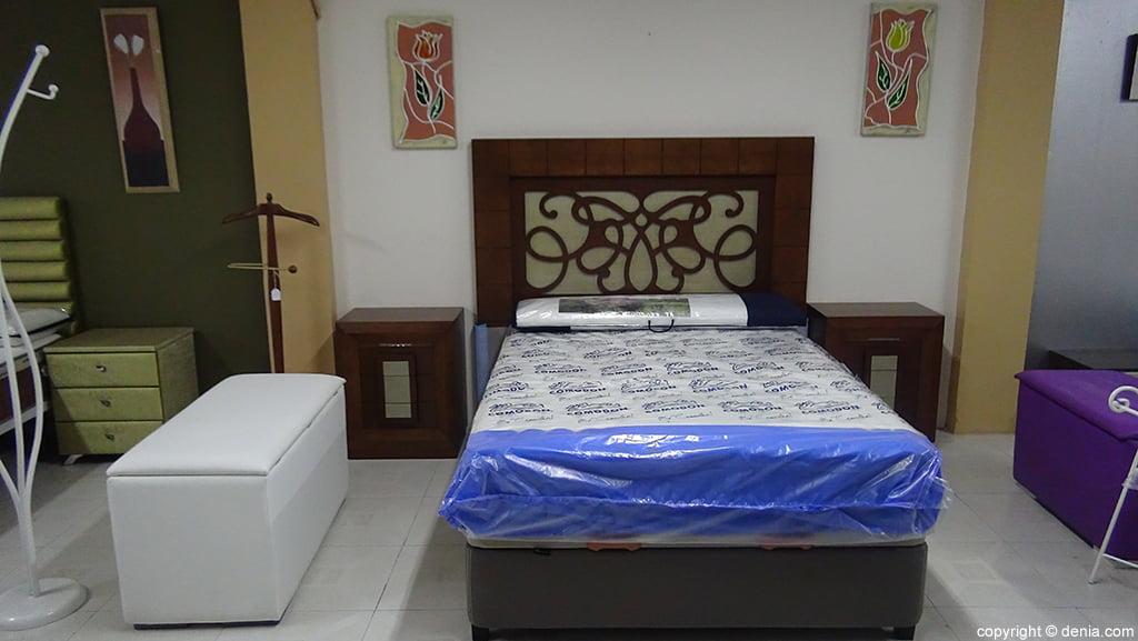 Dormitori rústic Mobles Mencor
