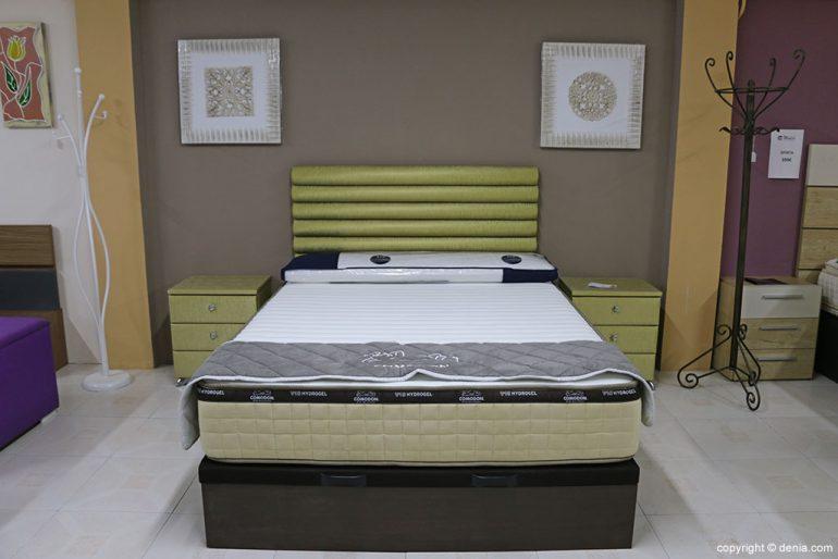 Dormitori verd Mobles Mencor