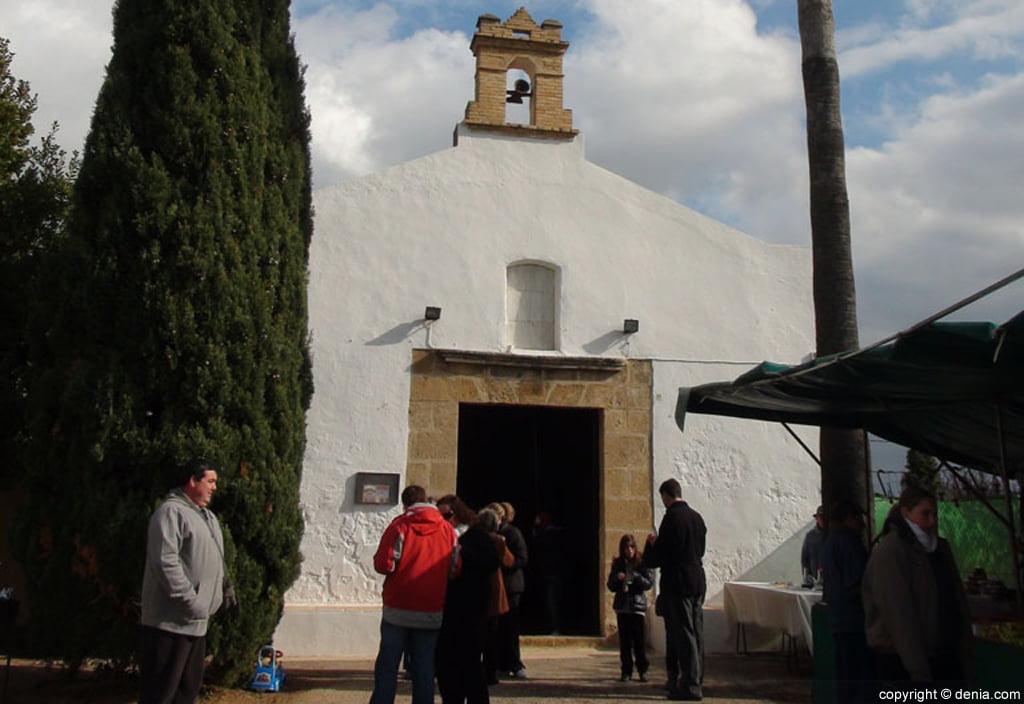 Ermita de santa Paula de Dénia
