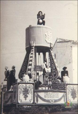 Falla Les Roques 1948