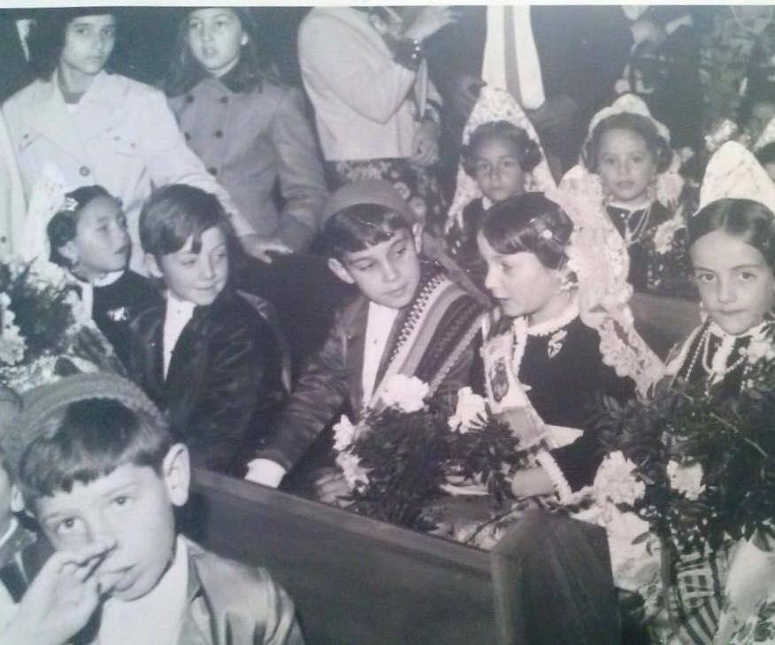 Falla Saladar – Ofrenda 1973