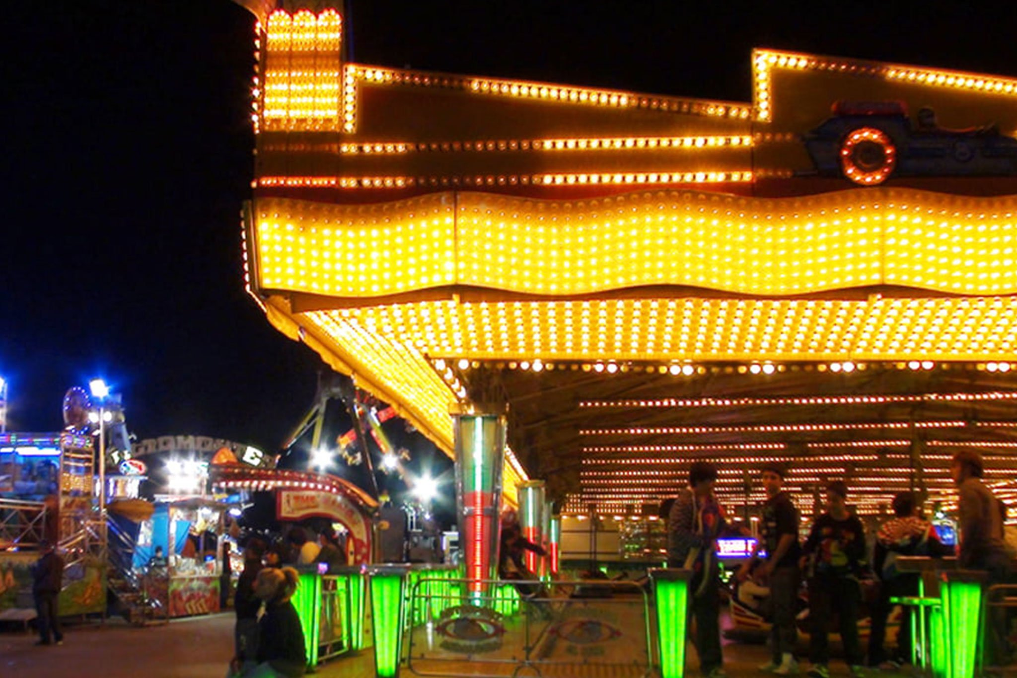 Feria de Tots Sants en Dénia