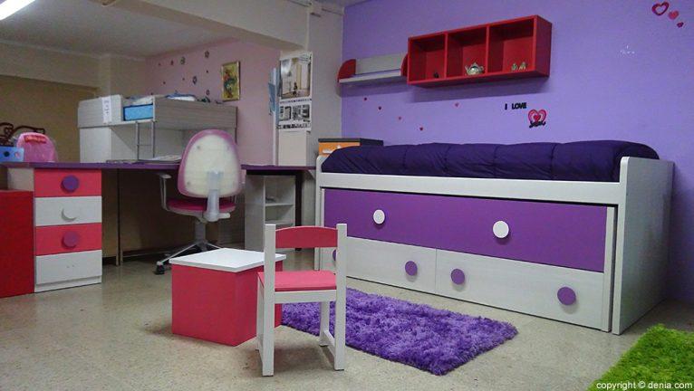 Habitación infantil Muebles Mencor