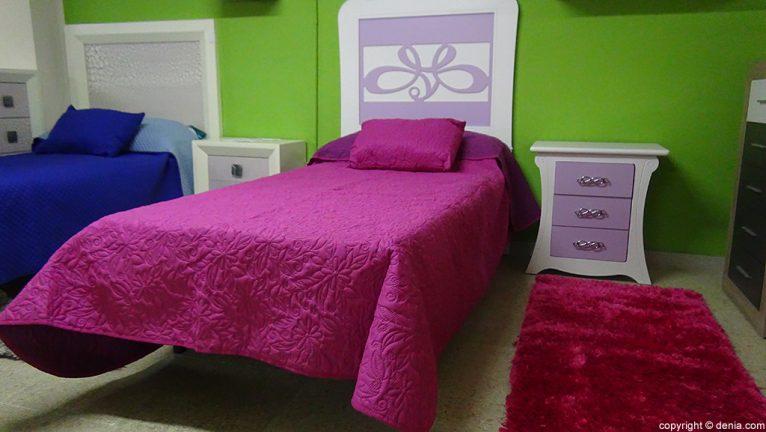 Habitación juvenil Muebles Mencor