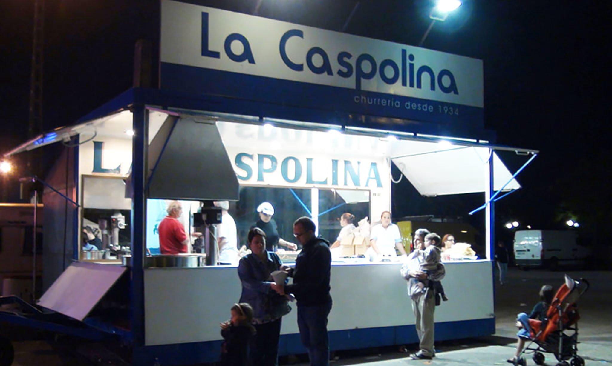 La Caspolina