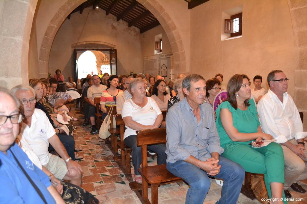 Misa en la ermita de San Juan