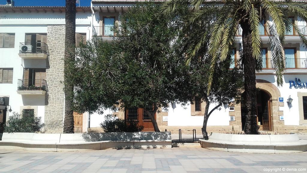 Plaza de Les Drassanes Dénia