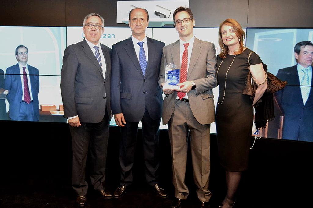 Premio a la logística del Hospital de Dénia
