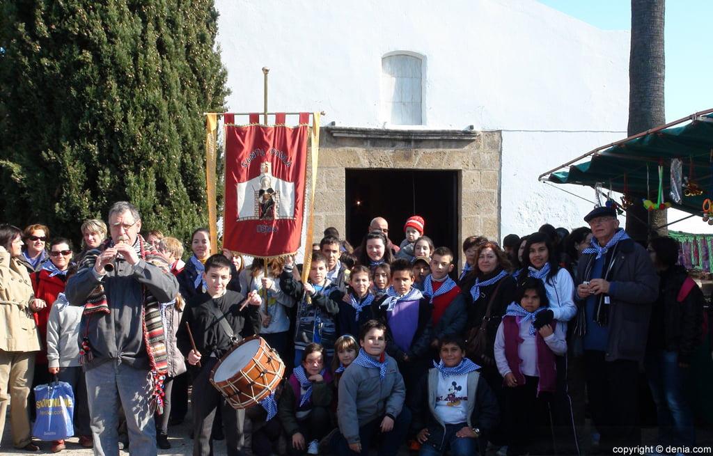 Romería a la ermita de Santa Paula