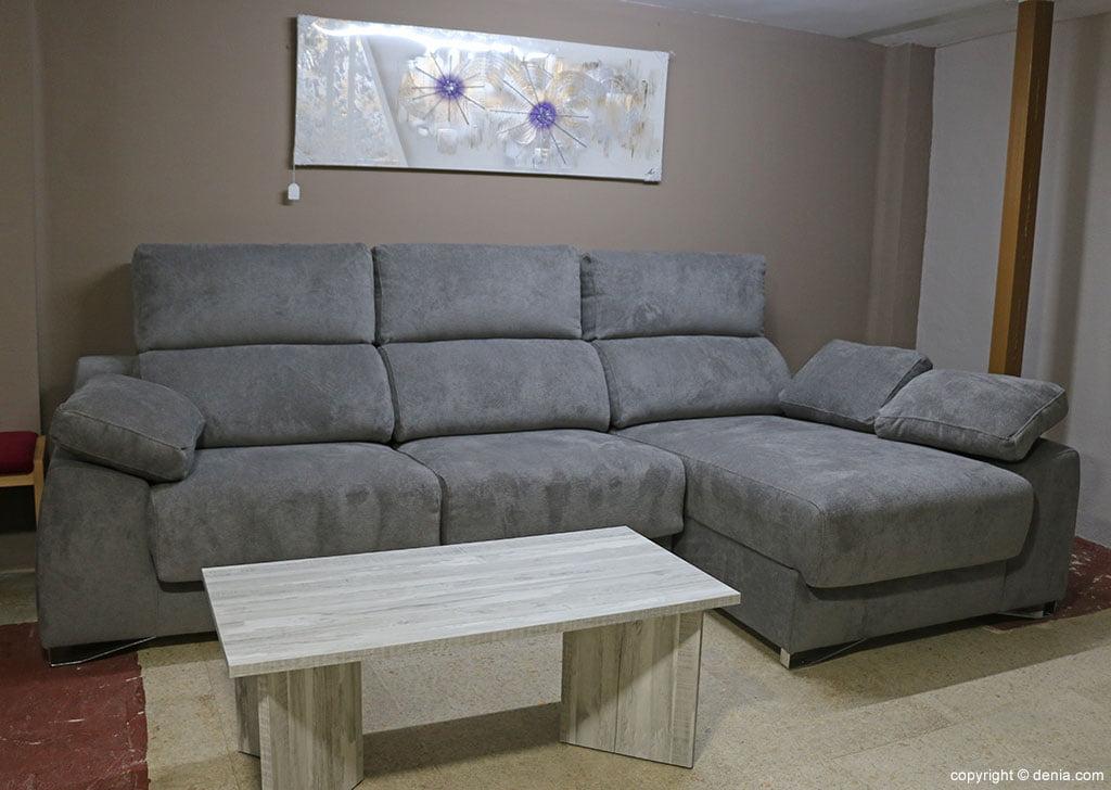 Sofà gris Mobles Mencor