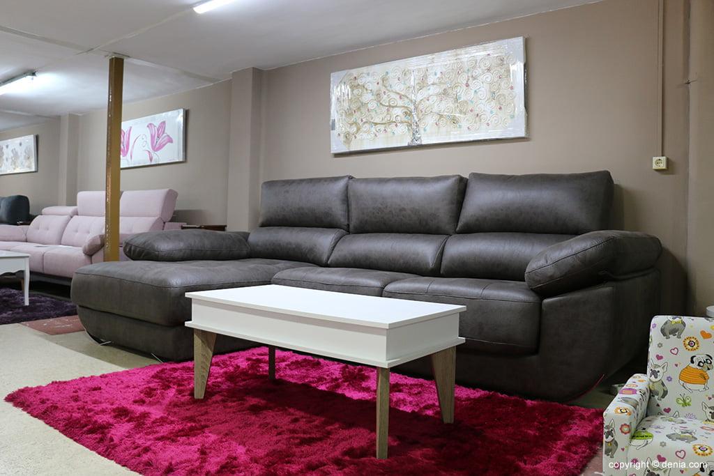 Sofà i taula Mobles Mencor