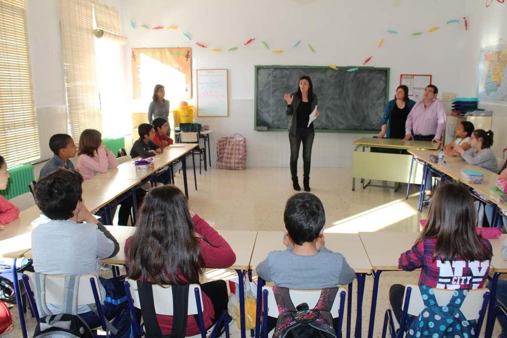 Social Skills Workshop at school Cervantes
