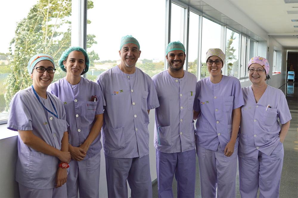Unidad de la Obesidad y Cirugía Metabólica del Hospital de Dénia