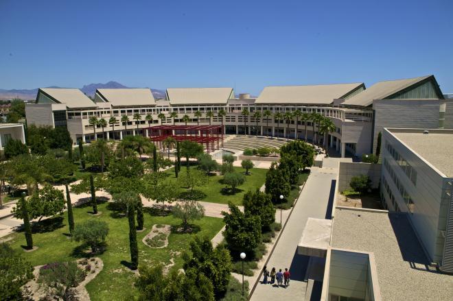 Universidad de alicante d for Piscina universidad alicante
