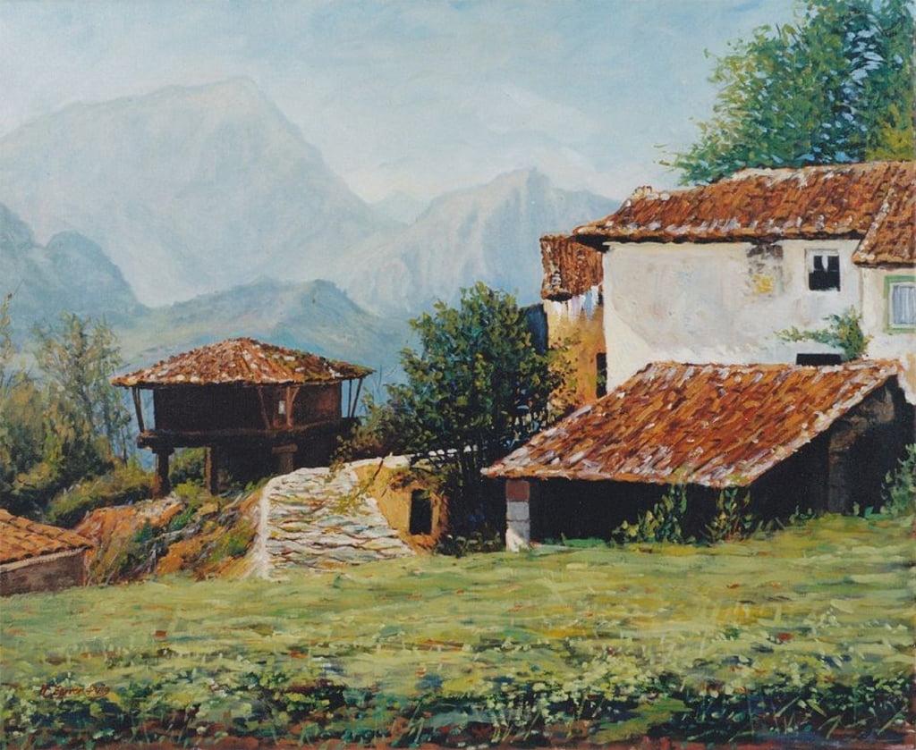 "Exhibition ""Window art"" Artist: Ferrer Puig"