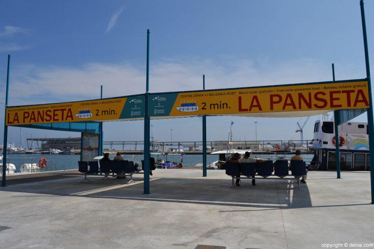 Puerto de Dénia - La Panseta