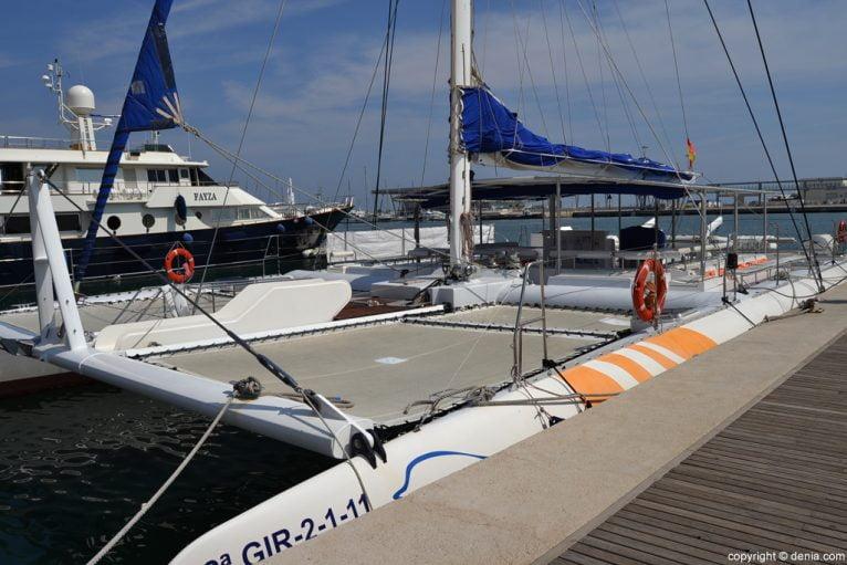 Puerto de Dénia - Catamarán