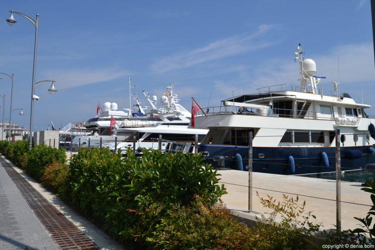 Puerto de Dénia - Megayates