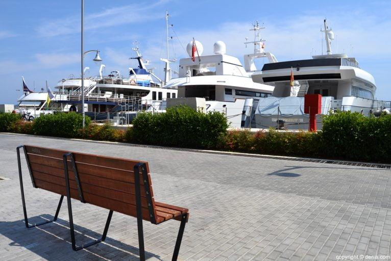 Puerto de Dénia - Muelle de Rivera